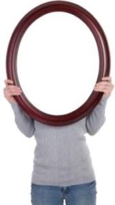 mirror-on-face