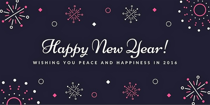 wishing you peace and happiness in 2016