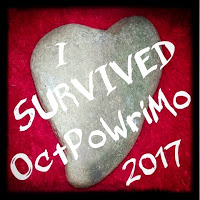 I survived octpowrimo