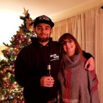Jack and I Christmas 2018
