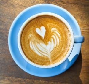 artistic beverage blur breakfast