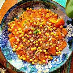 My Sicilian Orange Salad